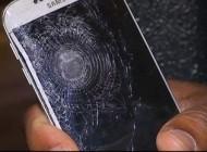 موبایل این مرد جانش را در حمله انتحاری پاریس نجات داد + عکس