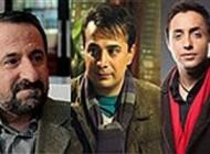 گریم زنانه خیلی خنده دار سه بازیگر مرد ایرانی