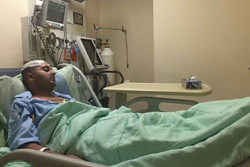 بهنام صفوی بعد از کاهش هوشیاری از بیمارستان مرخص شد