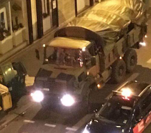 آخرین اخبار از حملات تروریستی در پاریس + 18 عکس