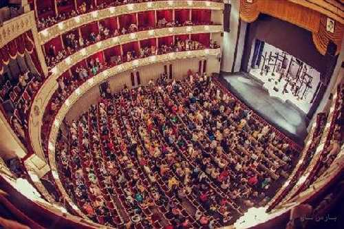 برگزاری کنسرت خواننده زن قبل از انقلاب در تالار وحدت + عکس