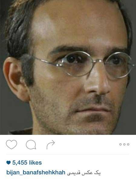 داغ ترین عکس های چهره ها در اینستاگرام