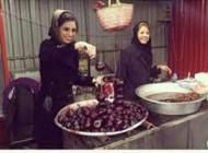لبو فروشی دختران ایرانی را ببینید + عکس
