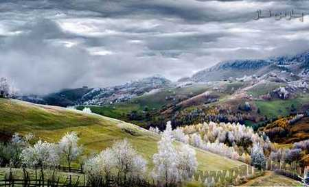 عکسهای زیبا از رویایی ترین منظره های طبیعت