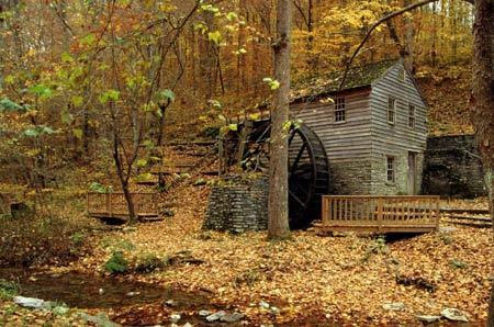 عکسهای زیبای مناظر پاییزی در نقاط مختلف جهان