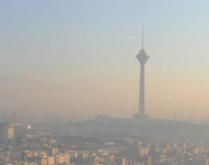 آلوده ترين مناطق تهران اعلام شدند