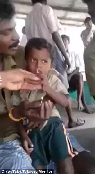 کار عجیب پدر بی عاطفه هندی با پسرش
