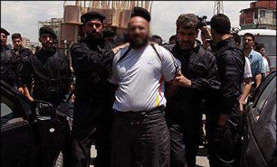 شرور وحشت آفرین در پاساژ تهرانسر دستگیر شد   عکس