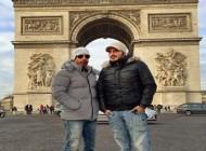 ماجرای بازیگر ایرانی که روز انفجار تروریستی در پاریس بود + عکس