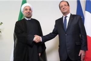روحانی ضیافت ناهار در فرانسه را بخاطر شراب بهم زد + عکس