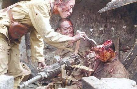 تصاویر ترسناک و وحشتناک 18+