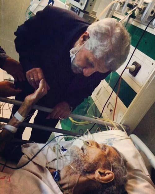 پدر حاج صادق آهنگران درگذشت  + عکس و زمان تشییع
