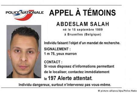 سه برادر تروریستی که عاملان حادثه فرانسه بودند +عکس