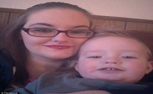 مادر معتاد نوزاد 16 ماهه اش را با برق کشت + عکس