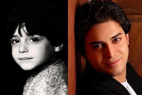 تصاویر کمیاب از کودکی از خواننده های مشهور ایرانی