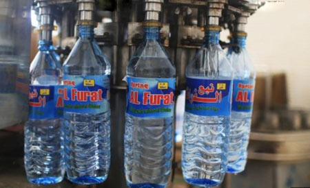 شرکت آب معدنی داعش افتتاح شد + عکس