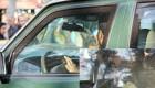 جزئیات شکستن شیشه ماشین ضدگلوله احمدی نژاد +فیلم