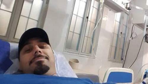 کار احسان خواجه امیری به بیمارستان کشید +عکس