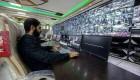 عکس دیده نشده اتاق کنترل پیاده روی کربلا توسط سپاه