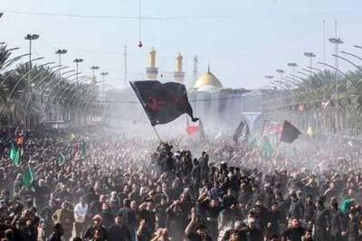 رکورد زنی زائران حرم امام حسین