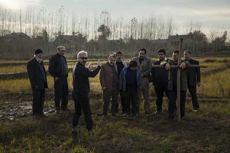آسیب دیدگی امین حیایی در لاهیجان + عکس