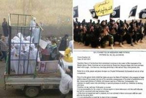 انتشار توضیح المسائل اصول تجاوز جنسی به زنان توسط داعش+عکس
