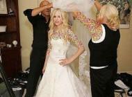 عکسهای جذاب از مراسم عروسی اشخاص معروف