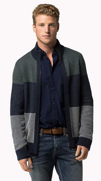 جدیدترین مدلهای بافت مردانه برند تامی هیلفیگر 2019