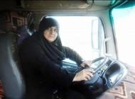فرشته بیرانوند راننده برتر شد + عکس