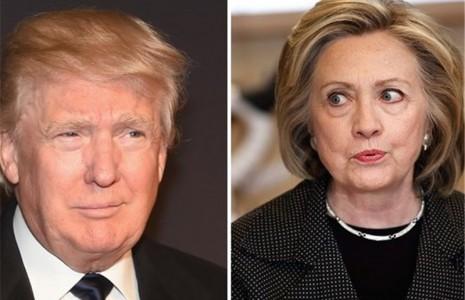 جنجال توهین جنسی رکیک ترامپ به کلینتون