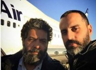 ماجرای بازیگر ایرانی در فاصله 500 متری از داعش +عکس