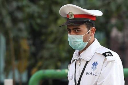 جزئیات مرگ يک مأمور انتظامی به خاطر آلودگی هوای تهران
