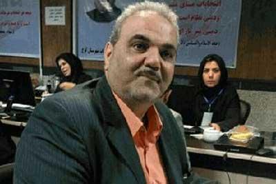 جواد خیابانی هم نامزد انتخابات مجلس شد + عکس