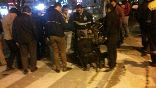 علت تیراندازی پلیس در مترو تهران به این شخص + عکس