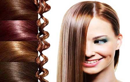 شیک ترین رنگ موی مد زمستان امسال