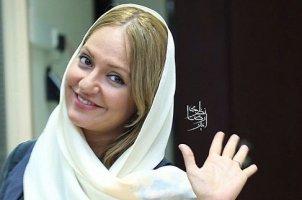 حرفهای جالب مادر شوهر مهناز افشار درمورد عروس و نوه اش