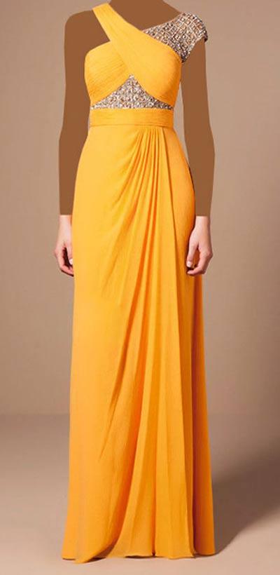 زیباترین و جدیدترین مدل لباس مجلسی 2016