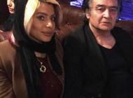 عیادت رضا رویگری و همسر زیبایش از شهلا ریاحی و ملکه رنجبر