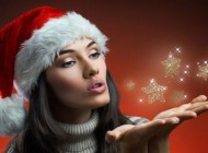 کارت پستال های شیک تبریک کریسمس 2019