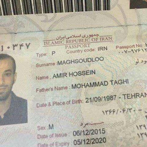 درد دل تتلو از ضرب و شتم بدست یک مامور و خروجش از ایران+عکس