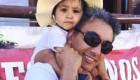 تیپ دیدنی همسر و دختر شادمهر عقیلی + عکس
