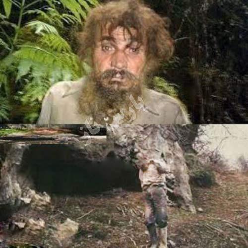 شکست عشقی مرد گیلانی را غار نشین کرد + عکس