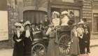 اولین ماشین عروس جهان را ببینید +عکس