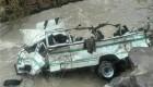 آخرین خبر از سقوط مینی بوس زائران کربلا به دره +اسامی و عکس