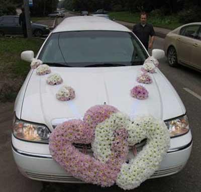 تزئین مدل ماشین عروس 2016