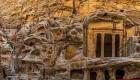 شهری که جن ها آنرا ساخته اند  + عکس