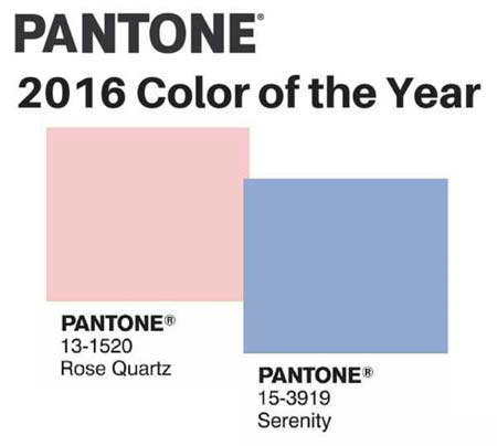 رنگ مد سال 2016 و 95 را ببینید + عکس