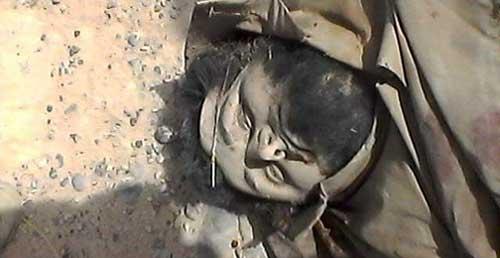 یک زن فرمانده ارشد داعش را به قتل رساند + عکس