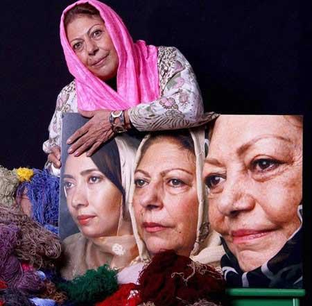 جدیدترین تصاویر ناب از چهره ها در شبکه های مجازی