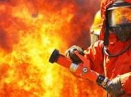 خانم دکتر زنده زنده جلوی چشم مردم و آتش نشانی سوخت + عکس